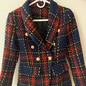 TWEED WOMEN BLAZER!